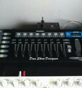 DMX Контроллер