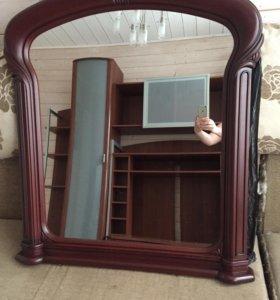 Зеркало в классическом стиле.