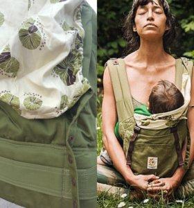 Новый эргорюкзак для переноски детей