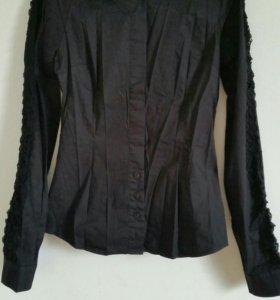 Рубашка черная!