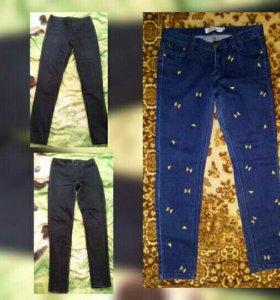 Три пары джинс за 600р