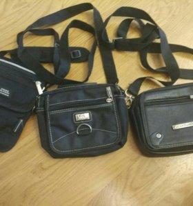 Мужские сумки-кошельки (новые)