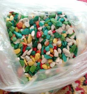 Камешки для аквариума.