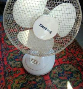 Вентилятор комнатный