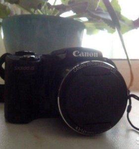 Новый Canon PowerShot SX500-IS+case
