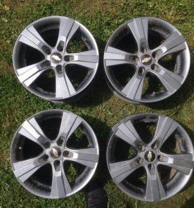 Диски на Chevrolet Cruze, (GN23)6,5x15 ET39
