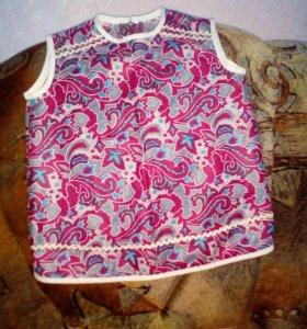 Платье для девочки 1,5-2 года