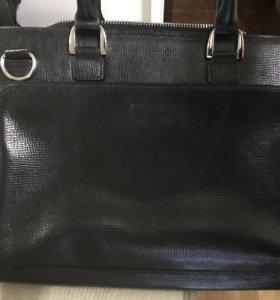 Мужская сумка Henderson