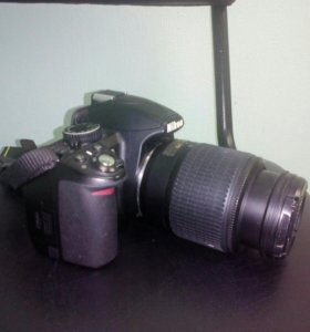 Цифровая камера Nikon D3100