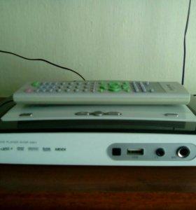 CD/MP3 плеер с флешкой