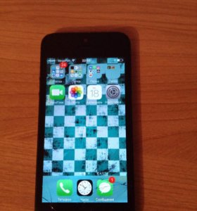 iPhone 5 space gray 64gb