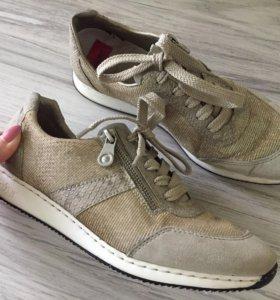 Raiker кроссовки блестят женская обувь