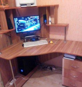 Компьютерный (угловой) стол