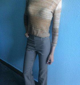 Новые женские шерстяные брюки Na'Sh Fashion р.S