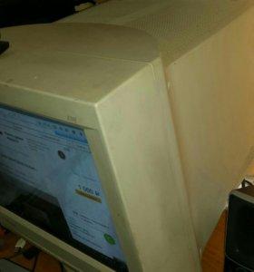 "Монитор ViewSonic E70f, 17"""