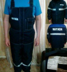 Спец.костюм для защиты от нефтепродуктов