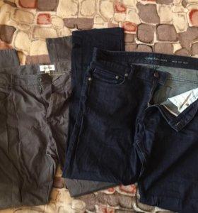 Брюки и джинсы Calvin Klein