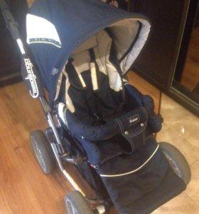 Продается коляска Emmaljunga cerox