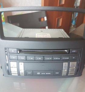 Магнитола на Mitsubishi Pajero 4