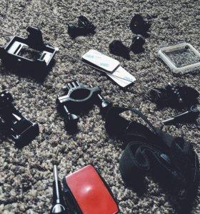 Детали для экшн камеры