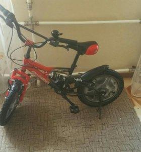 Детский велосипед sportclub