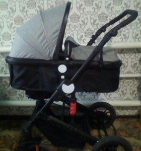 Детская коляска (олей)