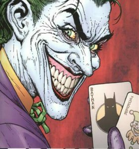 Комикс DC Бэтмен: человек, который смеется