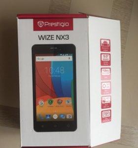 Смартфон Prestigio Wize NX3 PSP3517DUO