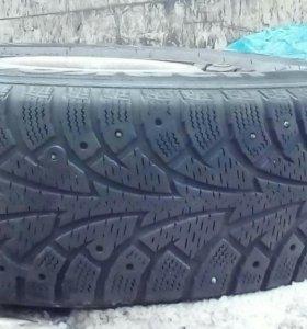 Резина зима с дисками r14