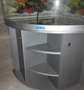 Продам аквариум фирмы jebo 190л