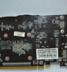 Видеокарта nvidia gt440gt-a2048n1(ddr3)