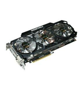 Видиокарта gigabyte gtx770 2gb