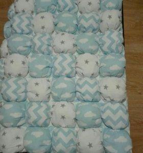 Мягкие объемные коврики