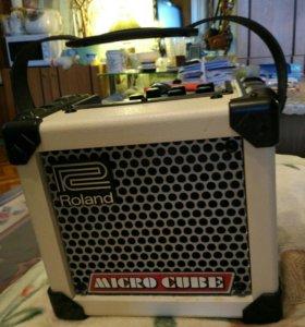Гитарный комбоусилитель Roland Micro Cube(Japan)