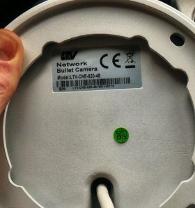 LTV CNE-820 48,купольная IP-видеокамера