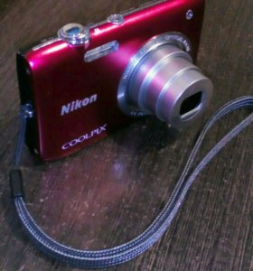 Фотоаппарат Nikon Coolpix S2800