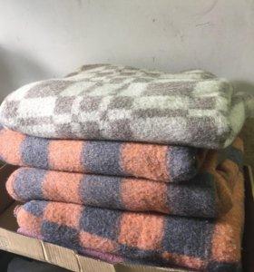 Односпальные полушерстяные одеяла