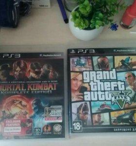 Игры для PS 3