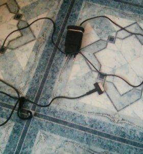 Продам зарядное устройство от iPhone 4s