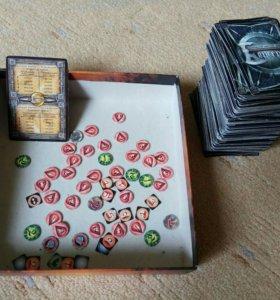 Берсерк 280 карт + фишки