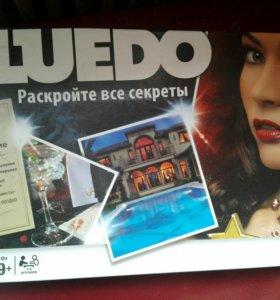 Настольная игра Cluedo/Клуэдо новая