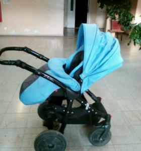 Детская коляска 2 в 1.