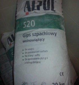 Продам Гипс Alpol AG S20- мешок 20кг.