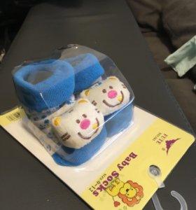 Носочки для малышки