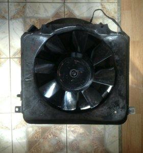 Вентилятор ваз 2108-2109