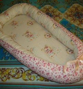 Babynest (кокон для новорожденного)
