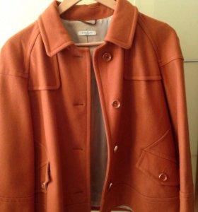 Шерстяное пальто Marella