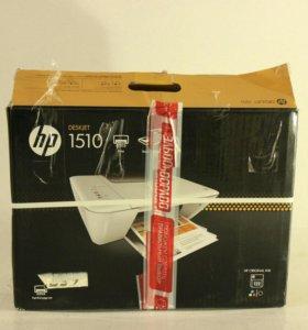 МФУ принтер HP Deskjet 1510