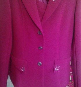Костюм+блузка