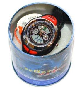 НОВЫЕ! Часы Sport watch Sinte 6167z